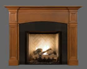 fireplaces magnificent modern wooden frame fireplace