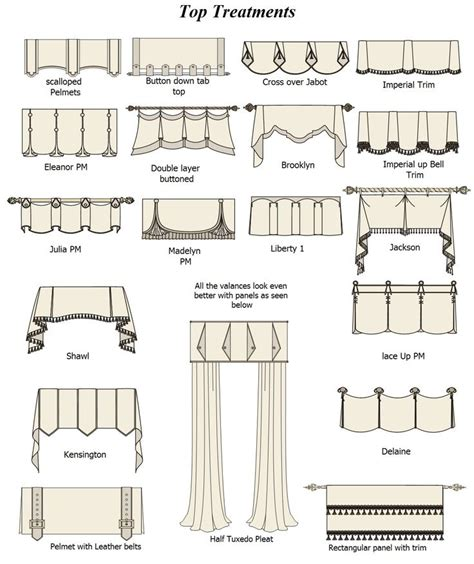 window curtain types best 25 window treatments ideas on pinterest living