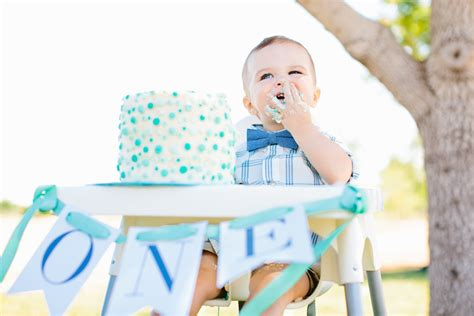 Baby Star High Chair 12 Of The Sweetest Smash Cakes Project Nursery