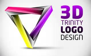 create 3d design how to create full 3d logo design in adobe illustrator cs5
