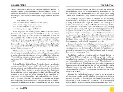 Abdul Kalam Essay by Note On Apj Abdul Kalam In
