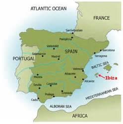 Ibiza Spain Map by Spain Map Ibiza World Map Weltkarte Peta Dunia Mapa