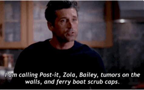 ferry boat scrub cap quote top 10 lessons derek shepherd taught us on grey s anatomy