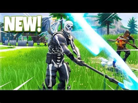 fortnite: season 6 skull trooper hype! | crossplay squads