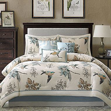 jcpenneys bedding sets jcpenney park 7 pc nature comforter set