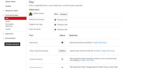 membuat akun youtube dari hp teriaaak blogspot com cara membuat google adsense dari
