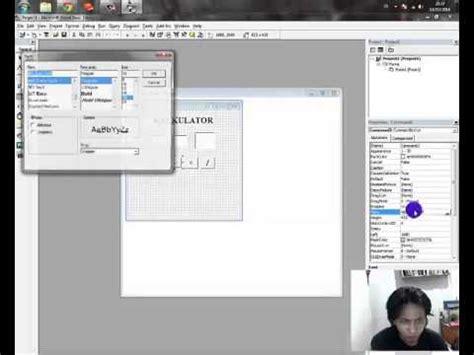 tutorial visual basic kalkulator tutorial membuat aplikasi kalkulator menggunakan visual