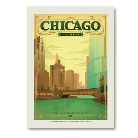 St Patty S Stickers chicago st patty s day vertical sticker