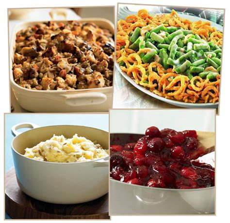 thanksgiving side dishes thanksgiving side dishes calories
