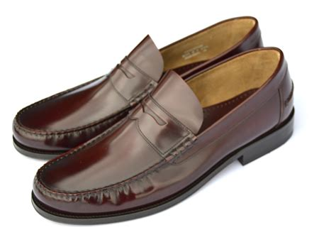 loake loafers sale oxblood loafers loake princetons 01 mod shoes