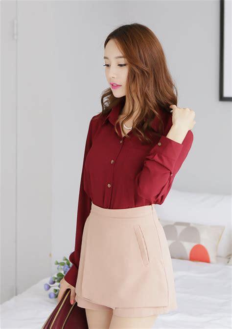 imagenes coreanas modelos modelos de blusas coreanas imagui