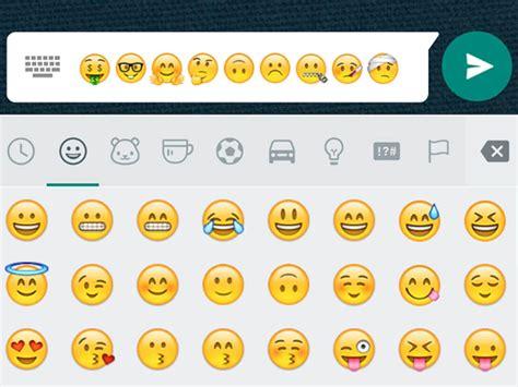 imagenes de emoji de wasap por fin llegan los nuevos emojis a whatsapp para android