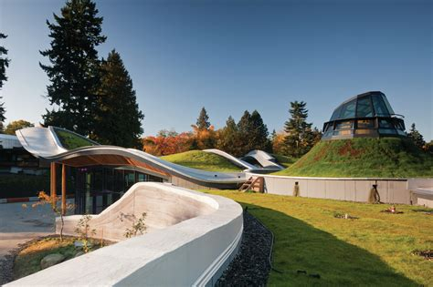 Arch Garden Centre Edmonton Vandusen Botanical Garden Visitor Centre Perkins Will