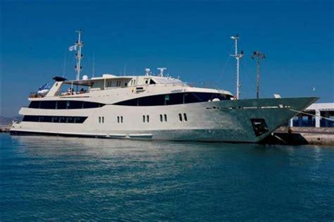 small boat greek island cruises harmony v