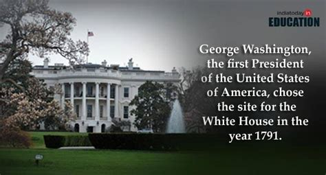 facts about the white house 10 interesting facts on white house did you know