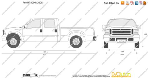 ford   vector drawing