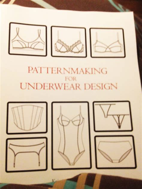 bra pattern making books search results for book review patternmaking for