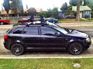 Audi Roof Rack Thule Complete Snowboard Roof Rack For Audi A3 Sold