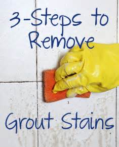 Cleaning Grout With Oxiclean How To Page