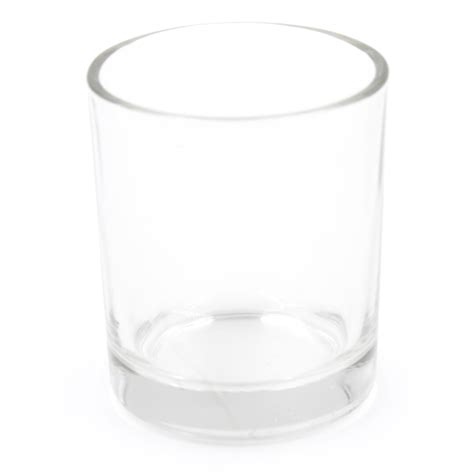clear tea light holders 1x plain and simple small clear tea light holder from