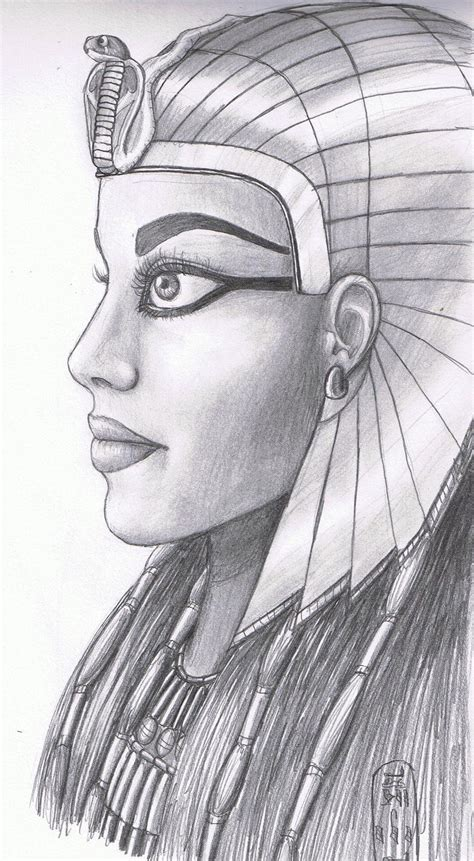 egyptian face by myworld1 on deviantart