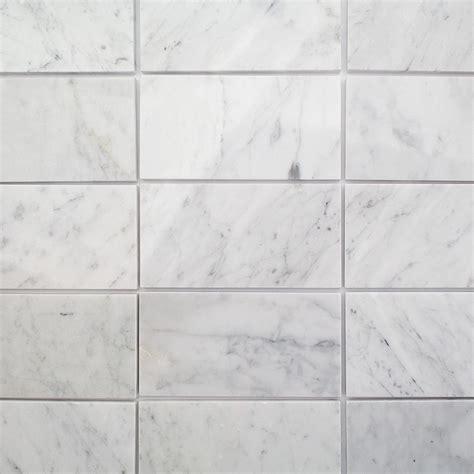 shop for speranza carrera 3x6 polished marble tile at tilebar com