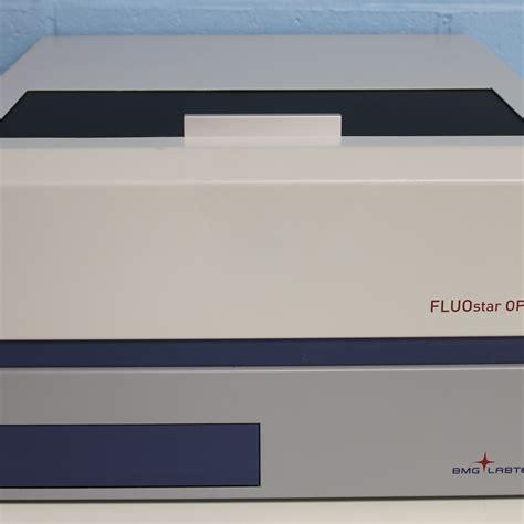 bmg labtech refurbished bmg labtech fluostar optima