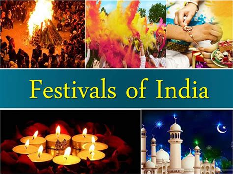 Festivals Of India Ppt Presentation Slides Presentation Slides Ppt Of Indian Culture