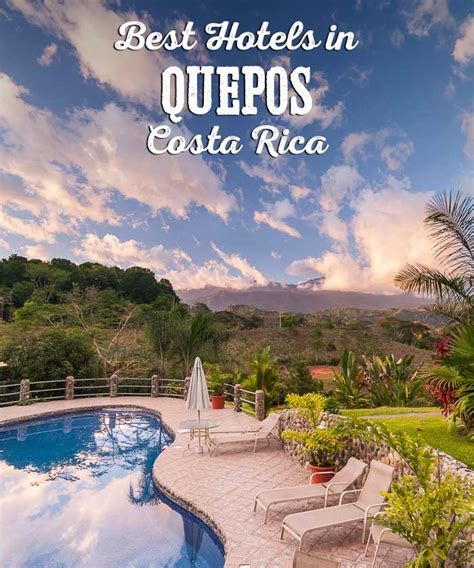 best hotels costa rica best hotels lodging in quepos costa rica kaiser