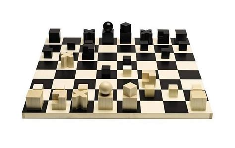 Home Decor Crosses by Naef Bauhaus Chess Set By Josef Hartwig Design Is This