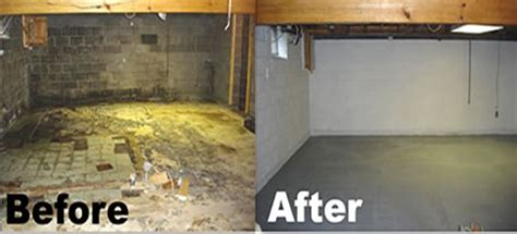 painting how should i encapsulate a basement wall with water damage restoration in collegeville pa dry tech