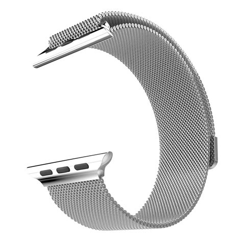 Apple Iwatch 38mm Stainless Steel hoco milanese stainless steel watchband for apple iwatch 38mm series 1 2 3 silver