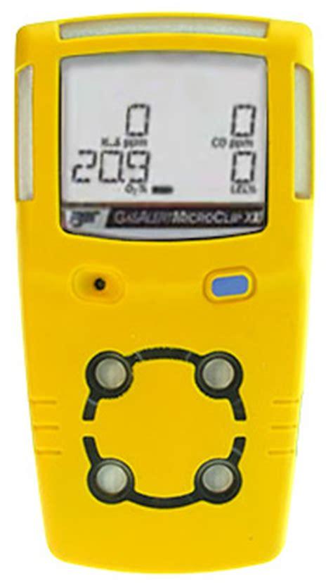 Bw Gasalert Micro Clip Xt bw technologies gasalert microclip xl multi gas detector