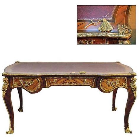 louis desk reproduction louis french writing desk antique reproduction