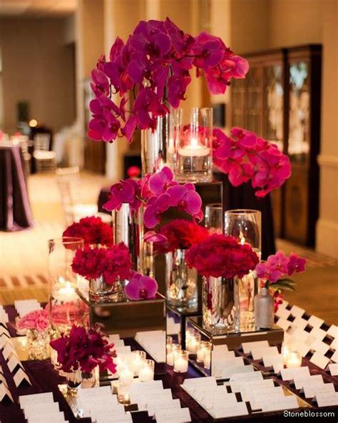 fuschia and purple wedding theme 25 best ideas about fuschia wedding on