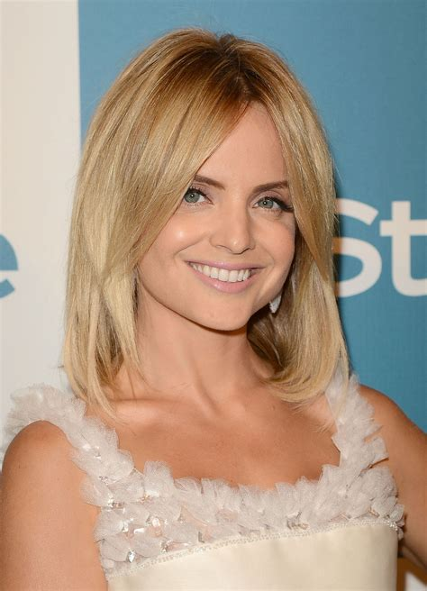 Mena Suvari In A On The by Mena Suvari At 11th Annual Instyle Summer Soiree In