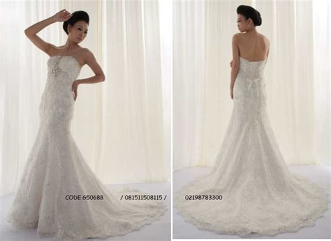 Gaun Pengantin High Quality jual wedding gown import high quality po wedding gown