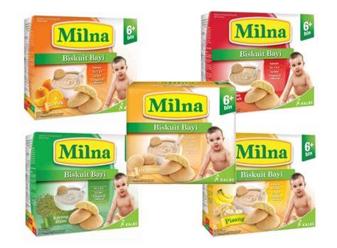 detil produk milna biscuit bayi   gr