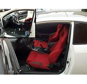 Racing Seats Installed On A Scion Tc  Cars Pinterest