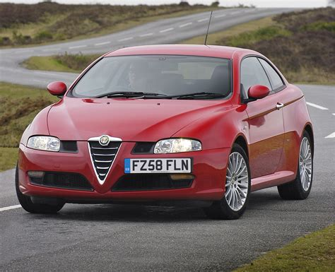 alfa romeo gt coupe review   parkers