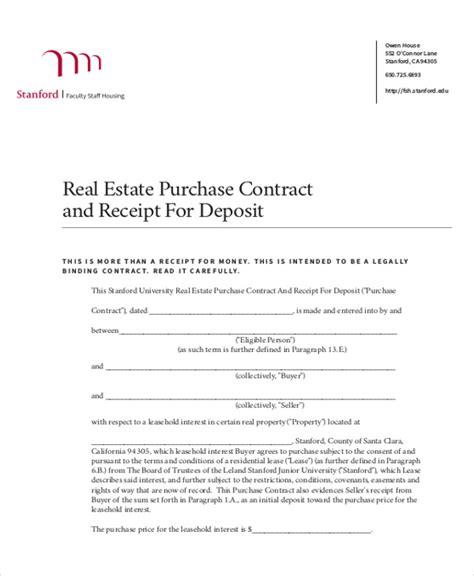 real estate deposit receipt template 16 payment receipt sles sle templates
