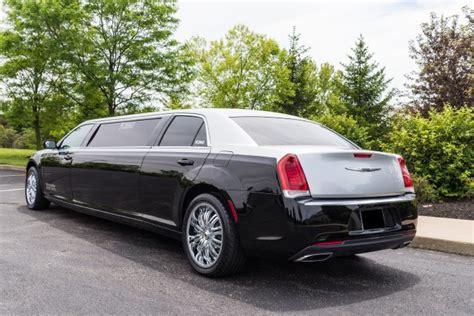 executive limousine service chrysler 300 executive limousine