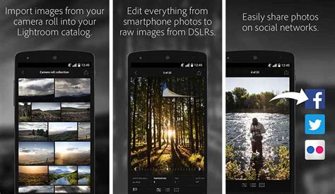lightroom for android adobe lightroom for android hits play to up your photo editing phonedog