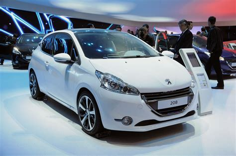 peugeot auto france peugeot 208 archives the truth about cars