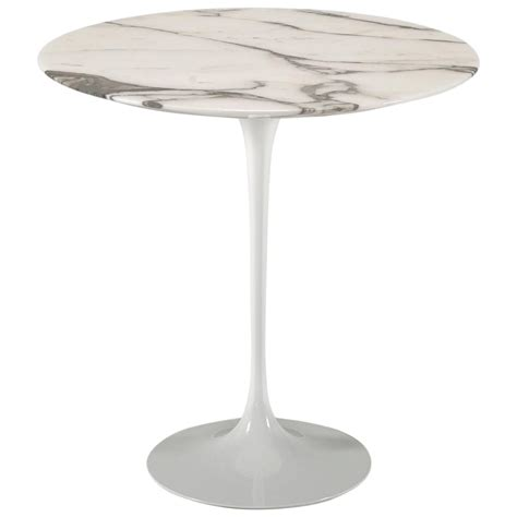 Saarinen Side Table Saarinen Side Table By Eero Saarinen At 1stdibs