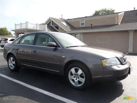 2001 audi a6 2 7t specs 2001 gray pearl effect audi a6 2 7t quattro sedan