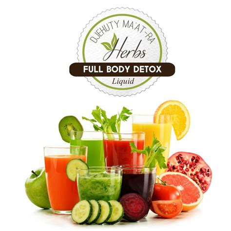 How Does It Take To Fully Detox From by Detox Liquid Herb Gallery Store