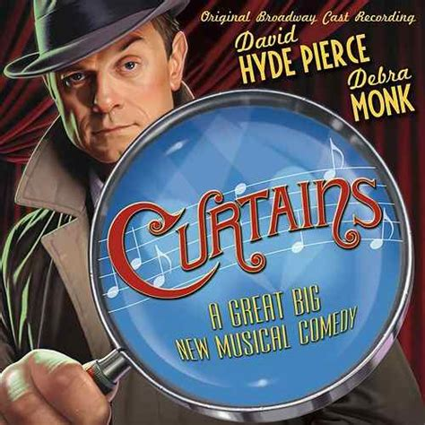 curtains musical script curtains original broadway cast recording by the original