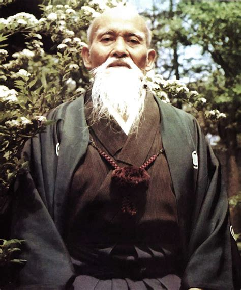 Typical questions about Aikido and martial arts O Sensei Morihei Ueshiba