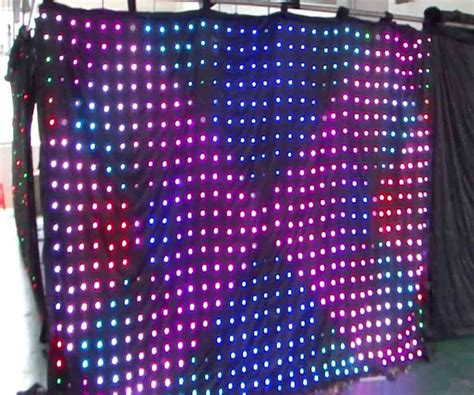 led video curtain led video curtain furniture ideas deltaangelgroup